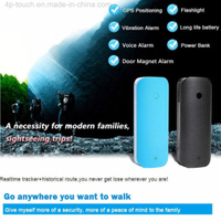 Long Life Battery GPS Tracker with Anti-Theft Alarm V20