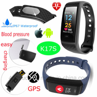 New Arrival Smart Bracelet with Heath Care and Waterproof K17s