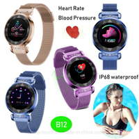 Lady Fashion Wrist Band with Heart Rate Monitor B12