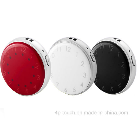 Mini Size Portable GPS Tracker with Sos Button (A12)