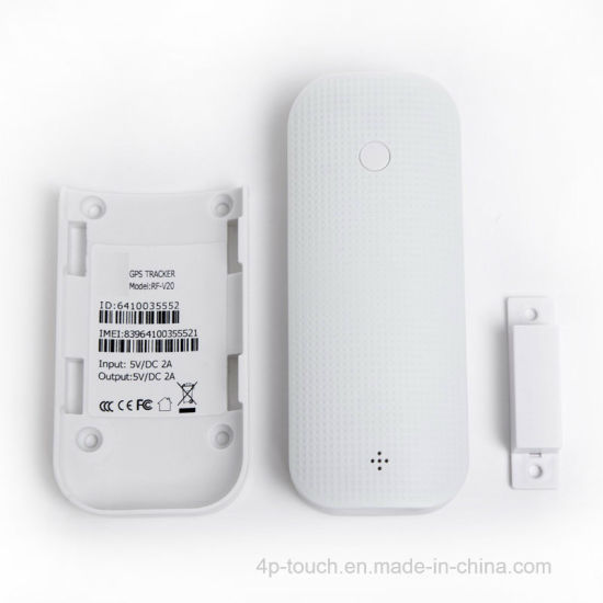 Multifunctional GPS Tracking Device with Power Bank Function (V20)