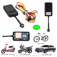 Cheap GPS Tracker for Vehicle with Real Time Tracking (T108)