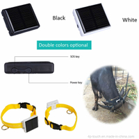 Waterproof Solar GPS Pet Tracker with Real Time Tracking V26