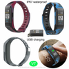 Fitness health Bluetooth 4.0 Smart Bracelet with IP67Waterproof V7