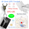 Hot Selling GPS Tracker Students ID Card with large battery capacity T101