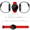 2018 New Slim Design Smart Watch Phone with SIM Card Slot W9