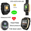 IP67 Waterproof GPS Tracking for Senior People with fall down alarm D28W