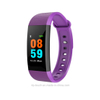 Colorful IP67 waterproof smart bracelet with Heart Rate Monitor I9