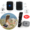 Long Standby Pet Mini GPS Tracker with Geo-Fence Y21