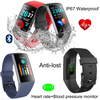 IP67 waterproof colorful smart bluetooth wristband with Blood oxygen measurement CY11