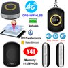 Lifetime Free APP 4G Network GPS Tracking with IP67 Waterproof Y41