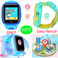 2019 Touch Screen Gift Watches for Kids with Sos D27s