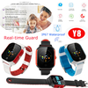 Promotion Kid Safe GPS Tracker Watch with Waterproof (Y8)