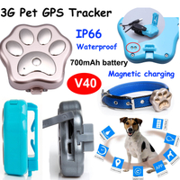 New Design GPS Tracker Support 3G WCDMA Network (V40)