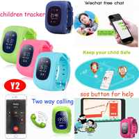 Q50 Kids GPS Tracker Watch with Take off Alarm (Y2)