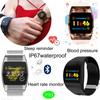 Lovers IP67 Waterproof TFT Screen Smart Bluetooth Bracelet with Heart Rate Monitor P63