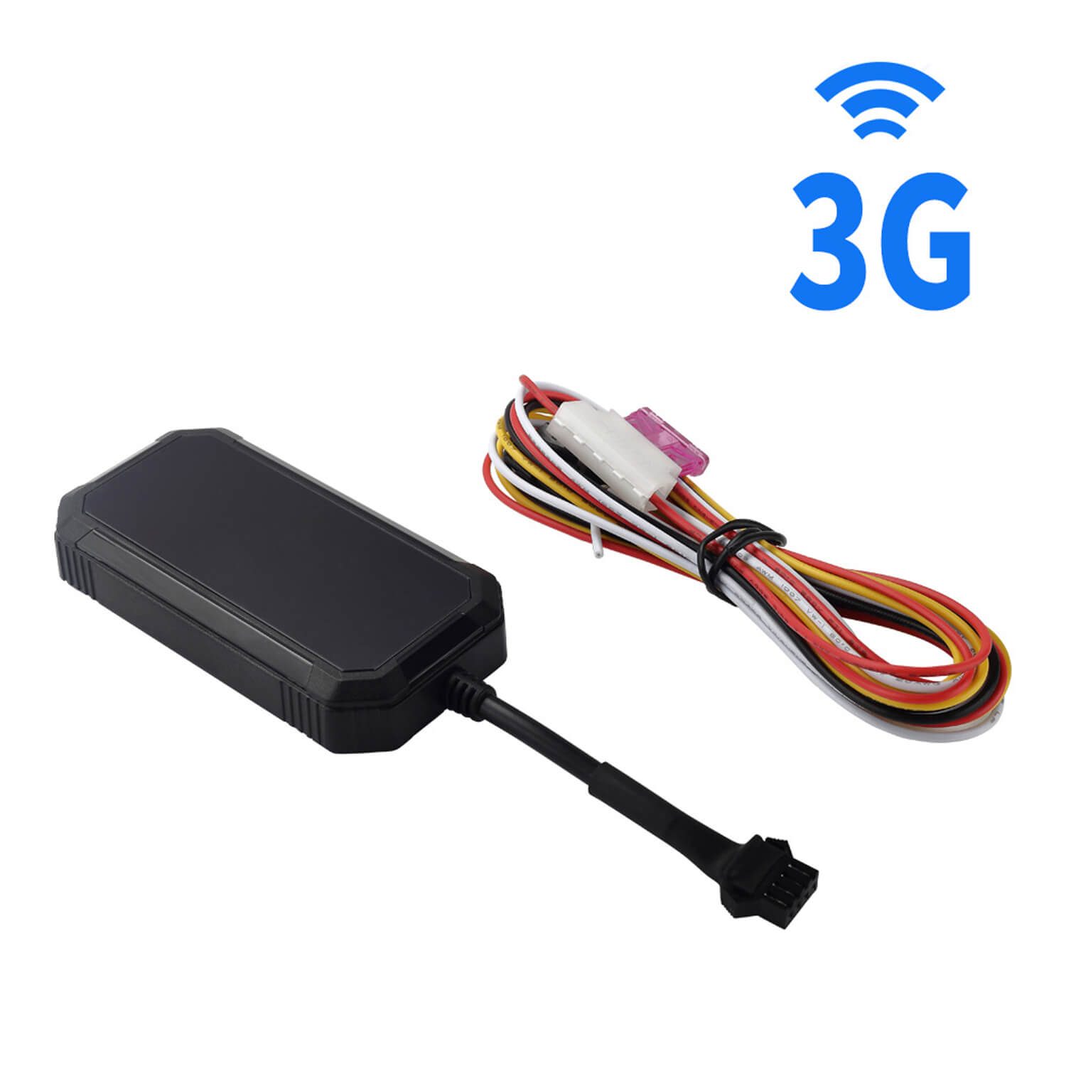 3G Waterproof Vehicle GPS Tracking with Relay T300