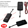 GPS Tracker for Motorcycle/Vehicle with Sos Alarm and Acc Function (T110)