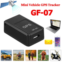 Smallest hide GF-07 GPS Tracker Tracking Device with Voice Recorder