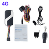 4G LTE Vehicle/Car GPS Tracker with remote engine control T405